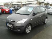 2010 HYUNDAI I10 1.2 Classic From GBP3,995 + Retail Package