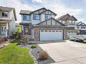 Three Bedroom Two Storey With Triple Attached Garage