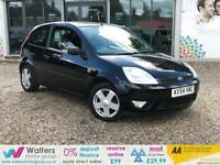 Ford Fiesta 16V Zetec Hatchback 1.4 Manual Petrol