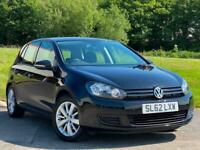 2012 62 Volkswagen Golf 2.0 TDI BlueMotion Tech Match for sale in AYRSHIRE