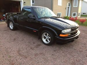 CHEVY S10 SS FOR SALE OR TRADE