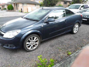 Holden astra twintop