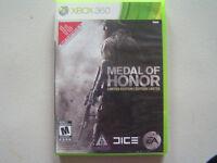 Jeux Médal of Honor Limited Édition pour XBOX 360