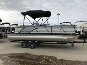 2019 Berkshire Pontoons STS 23E Entertainer Tri-Toon
