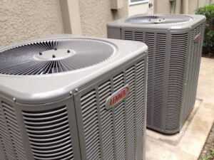 WE SPECIALIZE IN HVAC CONVERSIONS! - Hamilton / Ancaster Area