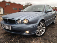 Jaguar X-TYPE 2.5 V6 Sport Premium (AWD) 88K MILES FSH