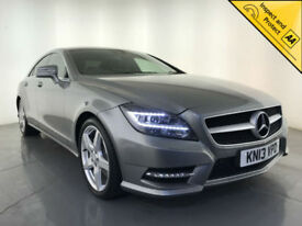 2013 MERCEDES-BENZ CLS350 CDI AMG BLUE-CY AUTO DIESEL COUPE SERVICE HISTORY