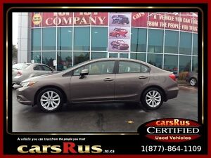 2012 Honda Civic EX Was $16,995 plus Tax Now $16,995 Tax In!