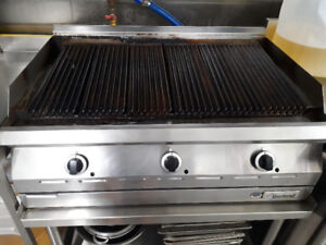 Commercial Propane Grill for Sale