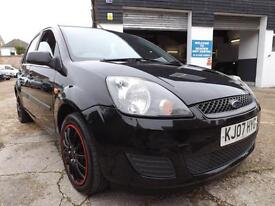 Ford Fiesta 1.4TDCi 2007 Style Climate£30 A YEAR TAX 1.4 DIESEL DRIVE AWAY TODAY