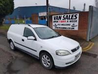 Vauxhall Astravan 1.7CDTi 16v 2004MY Sportive