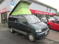 1996 MAZDA BONGO Campervan 2.5 TD Automatic