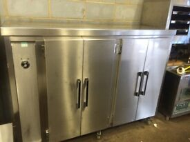 Banqueting hot cupboards