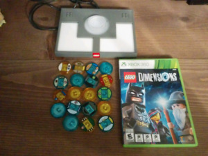 Lego Dimensions and Characters