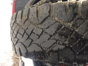 4-265-70-17 tires and 4 255/70/17 tires
