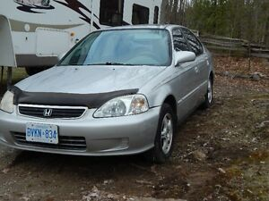 2000 Honda Civic s Sedan
