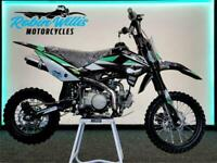 SROMP 120R SUPER STOMP - PIT BIKE - NOW IN STOCK - ROBIN WILLIS MOTORCYCLES
