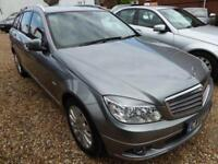 2010 Mercedes-Benz C Class 2.1 CDI BlueEFFICIENCY Elegance 5dr