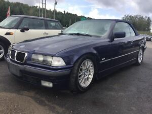 BMW 3 Series 328IC 2dr Convertible 1998