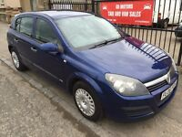2006 VAUXHALL ASTRA 1.4 (06) 1 YEAR MOT, WARRANTY , EXCELLENT CONDITION £1295