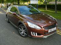 2012 12 REG PEUGEOT 508 SW 2.0HDi ( 200bhp ) 4X4 Auto RXH HYBRID & DIESEL!