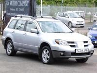 Mitsubishi Outlander 2.4 LPG Auto 2004 Sport SE, 6 Month AA Warranty