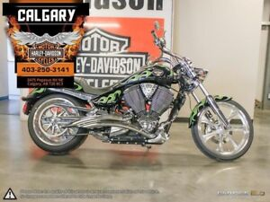 2007 Victory Motorcycles Ness Signature Series JackPot