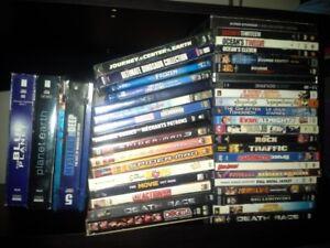 DVD's Good Movies