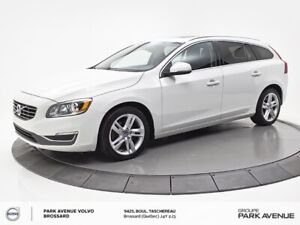 2015 Volvo V60 T5 Premier Plus | CUIR, KEYLESS, CAMERA