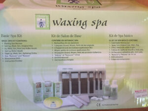 épilation - waxing spa kit Clean + Easy