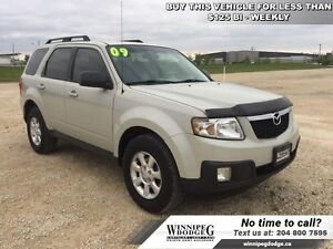 2009 Mazda Tribute GX AWD *Safetied-LOCAL TRADE*