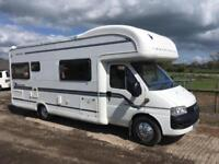 Auto-Trail Apache 700 Hi-Line 6 Berth Motorhome MANUAL 2005/05 2800cc
