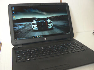 hp 15.6inch Intel core i3 5th Generation 2.10ghz quad 8gb 750hd