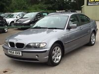 JUNE 2004 BMW 320D SE ONE OWNER FROM NEW JUST PASSED THE MOT