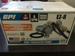 12V EZ-8 Fuel Transfer Pump