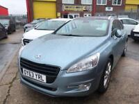 2013 Peugeot 508 1.6 e HDi 115 Active 5dr EGC [Sat Nav] 5 door Estate