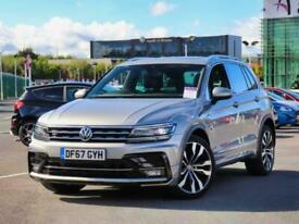 image for 2017 Volkswagen Tiguan Volkswagen Tiguan 2.0 TDi 150 R-Line 5dr DSG 4WD Auto SUV