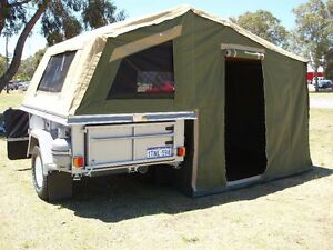 Awesome Camper Trailer Rental Perth  Eagle Camping Trailer  Campervan Hire