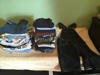 0-6 month boy clothing over 30 peices