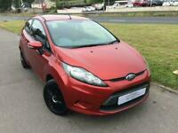 2009 Ford Fiesta Style 1.3 - New MOT - Only 98000 miles