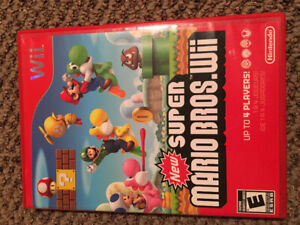 Super Mario Brothers Game
