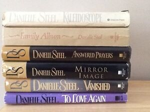 Danielle Steele books and other Authors