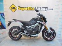 2014 64 YAMAHA MT-09 STREET RALLY ABS