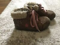 Clarks girl's shoes