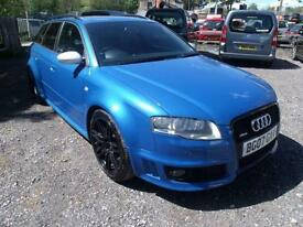 2007 Audi RS4 RS4 Quattro 5dr 5 door Estate