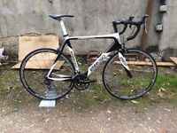 Ambrosio Celsius full carbon road bike 58cm