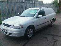 Vauxhall Astra LS DTi p/x to clear DIESEL MANUAL 2000/W