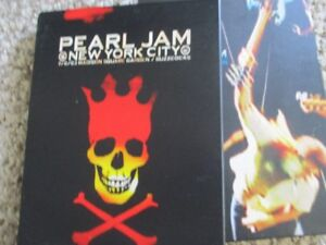 Pearl Jam Live at the Garden DVD