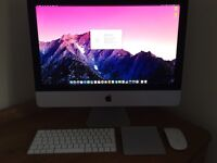 "Late 2015 21"" iMac 4K"