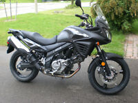 Wanted -- DR650 2010+ low kilometres for Vstrom or DRZ